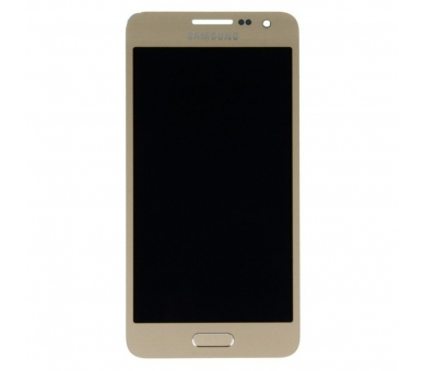 Display For Samsung Galaxy S5 Neo, Color Gold, OLED Samsung - 2