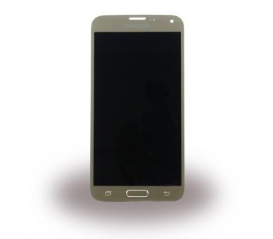 Origineel volledig scherm voor Samsung Galaxy S5 Neo G903F Goud Goud Goud Samsung - 3