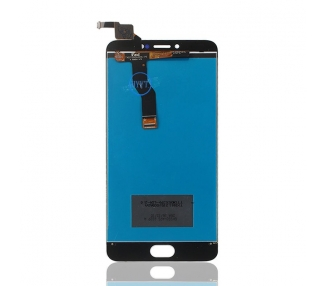 Pełny ekran dla Meizu M3 Note TXDT550UZPA-75 Biały Biały