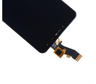 Volledig scherm voor Meizu M3S FPC-T50KB186S3M-1 Zwart Zwart FIX IT - 5