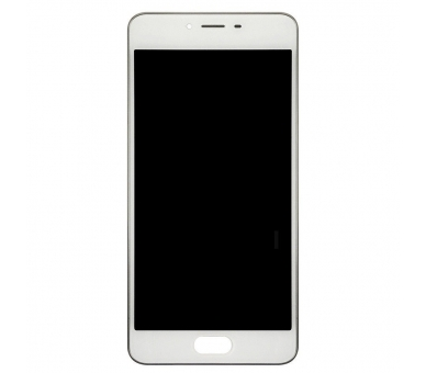 Display For Meizu M3S, Color Gold, With Frame ARREGLATELO - 1