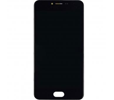 Volledig scherm met frame voor Meizu M3S TXDT500UYPA-251 Zwart Zwart FIX IT - 2