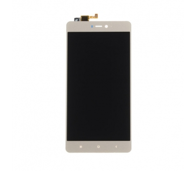 Display For Xiaomi Mi 4S, Color Gold ARREGLATELO - 2