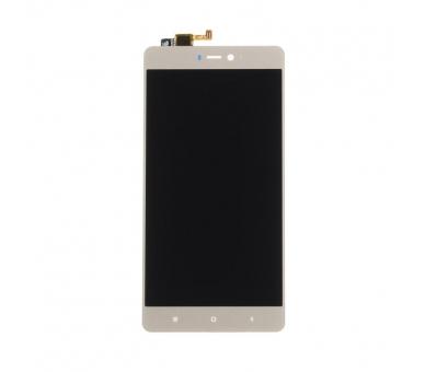 Volledig scherm voor Xiaomi Mi4S Mi 4S Gold Gold Gold Gold FIX IT - 2