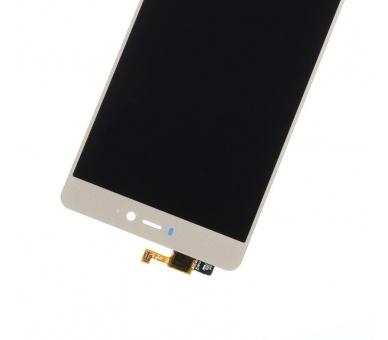 Volledig scherm voor Xiaomi Mi4S Mi 4S Gold Gold Gold Gold FIX IT - 7