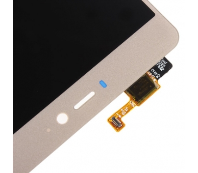 Display For Xiaomi Mi 4S, Color Gold ARREGLATELO - 10