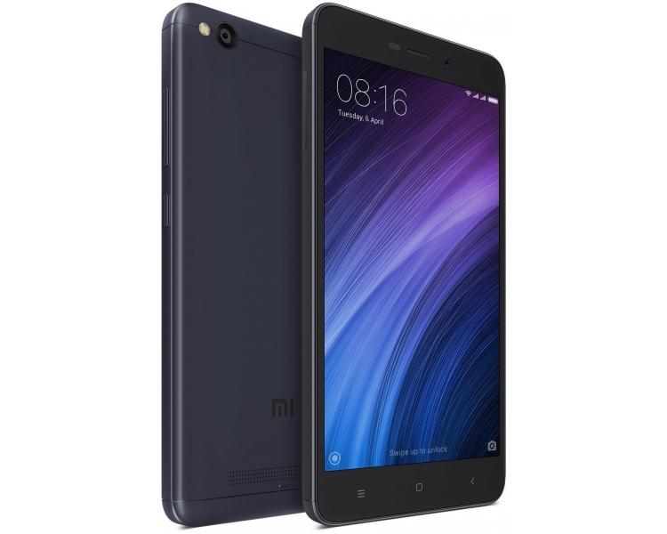 Xiaomi Redmi 4A | Black | 16GB | Refurbished | Grade New Xiaomi - 1