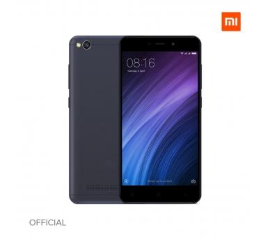 Xiaomi Redmi 4A | Black | 16GB | Refurbished | Grade New Xiaomi - 5