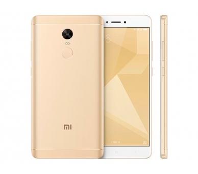 Xiaomi Redmi 4X 4 X 16 GB leeuwenbek Octa Core 4100 mAh MIUI8 Touch ID goud Xiaomi - 4