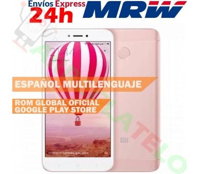 Xiaomi Redmi 4X 4 X 16GB Snapdragon Octa Core 4100mAh MIUI8 Touch ID Doro Pink Xiaomi - 1