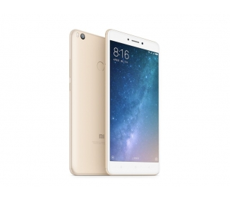 "Xiaomi Mi Max 2 6.44 4GB Ram 64GB Dorado Oro"" Xiaomi - 1"
