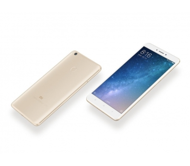 Xiaomi Mi Max | Gold | 64GB | Refurbished | Grade New Xiaomi - 4