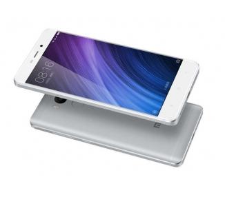 Xiaomi Redmi 4 Silver 2 GB RAM, 16 GB ROM. WIELOJĘZYCZNA HISZPAŃSKA ROM