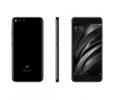 Xiaomi MI6, 6 GB RAM + 64 GB ROM, zwart OFFICIËLE ROM IN HET SPAANS Xiaomi - 1