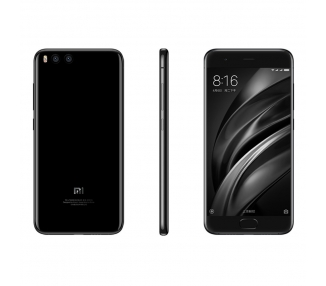 Xiaomi Mi 6 | Black | 64GB | Refurbished | Grade New
