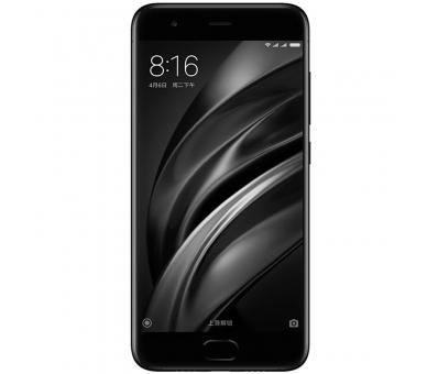 Xiaomi MI6, 6 GB RAM + 64 GB ROM, zwart OFFICIËLE ROM IN HET SPAANS Xiaomi - 4