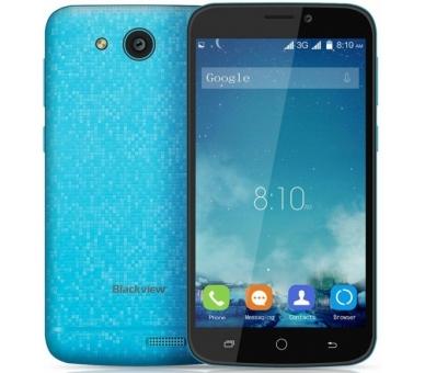 Blackview A5 Android 6.0 Quad Core 8GB GPS 3G Dual Sim Blau Blackview - 1