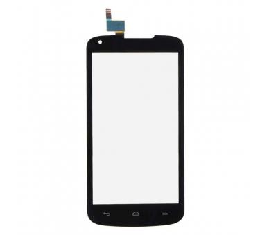 Touch Screen Digitizer voor Huawei Ascend Y520 Zwart  - 3