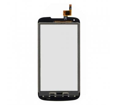 Touch Screen Digitizer voor Huawei Ascend Y520 Zwart  - 4