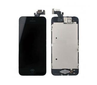 Ekran do iPhone'a 5 w komplecie z aparatem, przyciskami i czujnikami