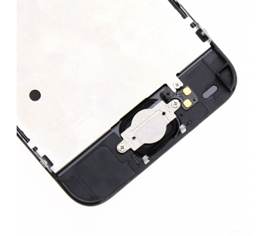 Display for iPhone 5C, Color Black ARREGLATELO - 5