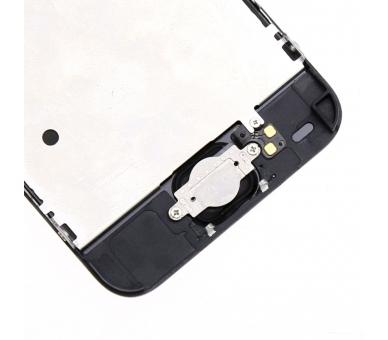 Scherm voor iPhone 5C Compleet met camera, knop en sensoren, zwart zwart ARREGLATELO - 5