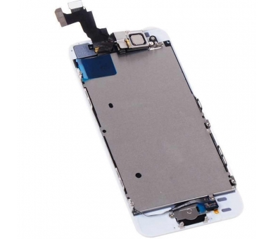 Display for iPhone 5S, Color White ARREGLATELO - 3