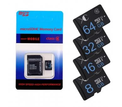 WINNINGWAY 32GB MICRO SD-KAART  - 2