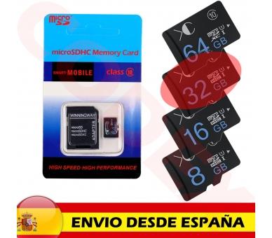 WINNINGWAY 32GB MICRO SD-KAART  - 3