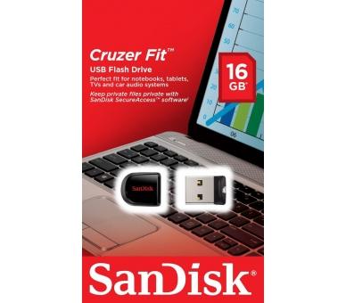 Pendrive SANDISK CRUZER 16GB MEMORIA PEN DRIVE 16GB ORIGINAL SanDisk - 2