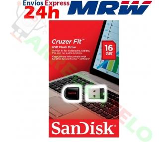 Pendrive SANDISK CRUZER 16GB MEMORIA PEN DRIVE 16GB ORIGINAL SanDisk - 1