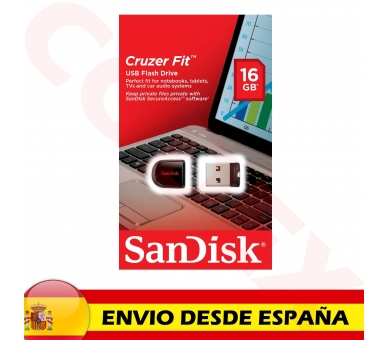 Pendrive SANDISK CRUZER 16GB GEHEUGENPENDRIVE 16GB ORIGINEEL SanDisk - 6
