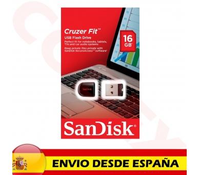 Pendrive SANDISK CRUZER 16GB MEMORIA PEN DRIVE 16GB ORIGINAL SanDisk - 6