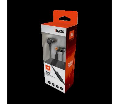 Originele JBL T290 in-ear stereohoofdtelefoon, zwarte kleur JBL - 4