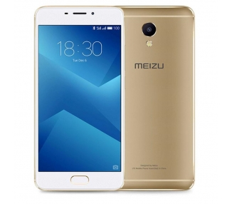 Meizu M5 Note | Gold | 32GB | Refurbished | Grade New