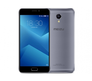 Meizu M5 Note | Black | 32GB | Refurbished | Grade New Meizu - 1