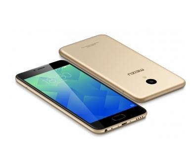 "Meizu M5 - Smartphone 4G 5.2"" 2GB RAM 16GB ROM 13 MP Dorado Oro Meizu - 2"
