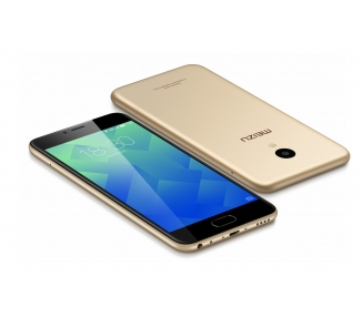 "Meizu M5 - 4G 5.2 2GB RAM 16GB ROM 13 MP Dorado Oro"" Meizu - 2"
