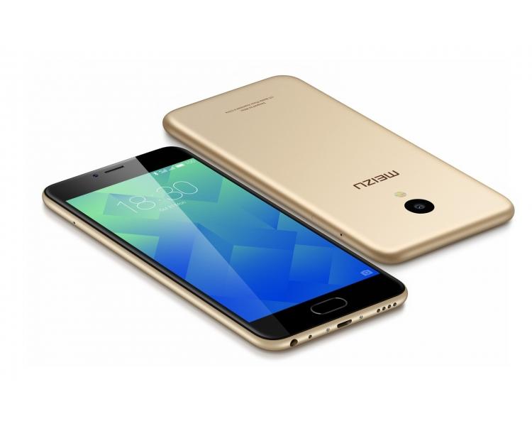 Meizu M5   Gold   16GB   Refurbished   Grade New Meizu - 2