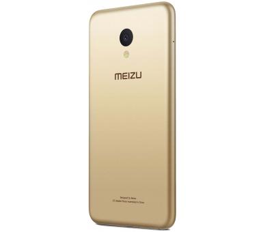 """Meizu M5 - 4G 5.2 2GB RAM 16GB ROM 13 MP Gold Gold """" Meizu - 3"""