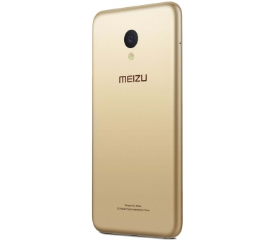 "Meizu M5 - Smartphone 4G 5.2"" 2GB RAM 16GB ROM 13 MP Dorado Oro Meizu - 3"