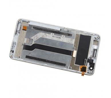 Volledig scherm met frame voor ZTE Blade A570 Wit Wit ZTE - 2