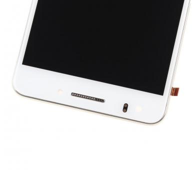 Volledig scherm met frame voor ZTE Blade A570 Wit Wit ZTE - 5