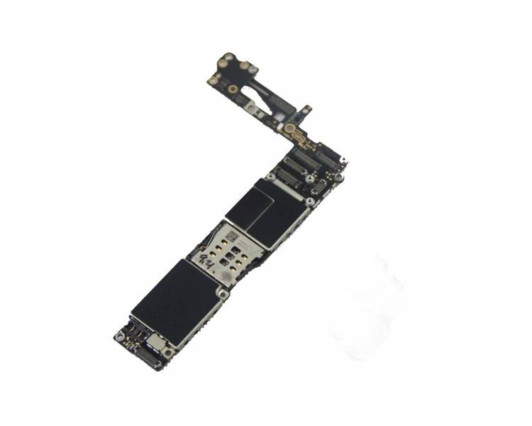 Moederbord voor iPhone 6 met Touch iD / Button 100% origineel GRATIS Apple - 1