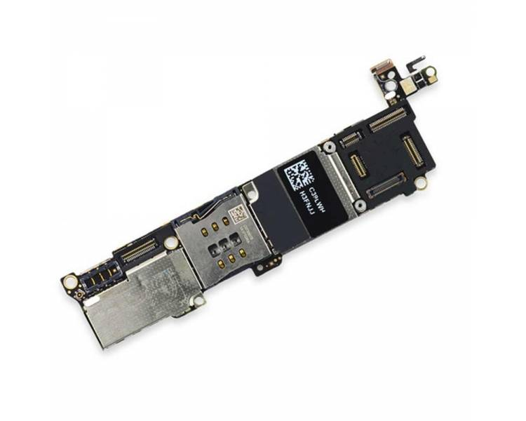 Motherboard for iPhone 5S 16GB Without Touch iD / Boton Unlocked Apple - 1