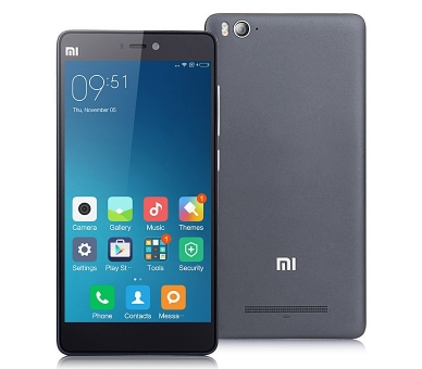 Xiaomi Mi 4C MI4C nieuw model, HexaCore SnapDragon 808, 2G Ram 16 G Rom Zwart Xiaomi - 2