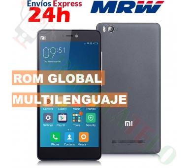 Xiaomi Mi 4C MI4C nieuw model, HexaCore SnapDragon 808, 2G Ram 16 G Rom Zwart Xiaomi - 1