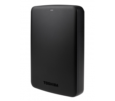 DISCO DURO EXTERNO TOSHIBA CANVIO BASIC 1TB 2.5 USB 3.0 BLACK HDTB310EK3AA Toshiba - 2