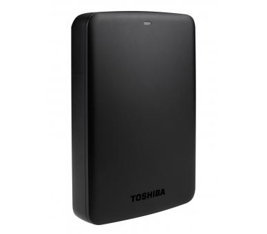 DISCO DURO EXTERNO TOSHIBA CANVIO BASIC 1TB 2.5 USB 3.0 BLACK HDTB310EK3AA Toshiba - 3