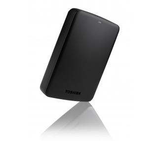ZEWNĘTRZNY DYSK TWARDY TOSHIBA CANVIO BASIC 1 TB 2,5 USB 3.0 CZARNY HDTB310EK3AA